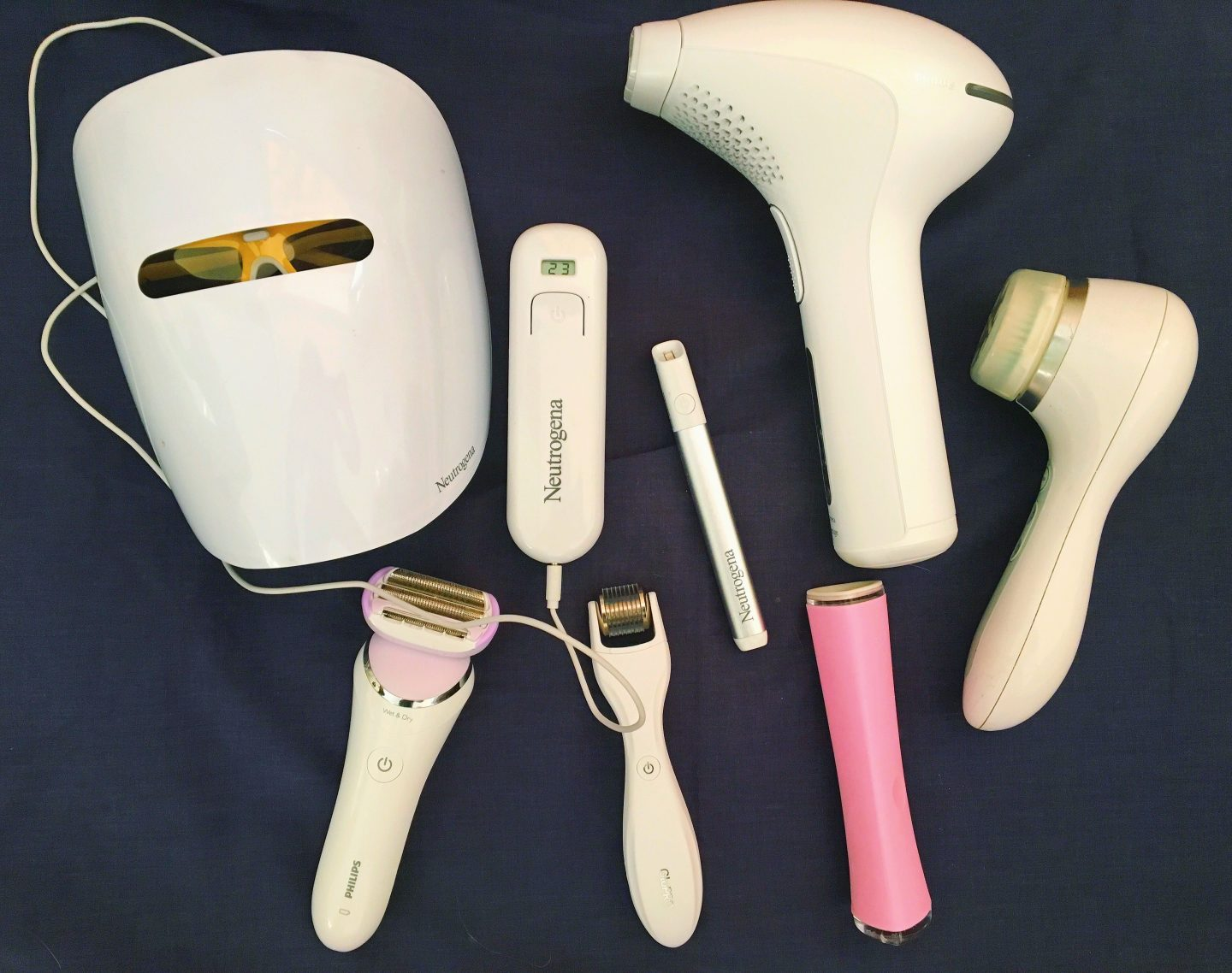 Techy Beauty Tools The Best The Rest Rebecca Fearn
