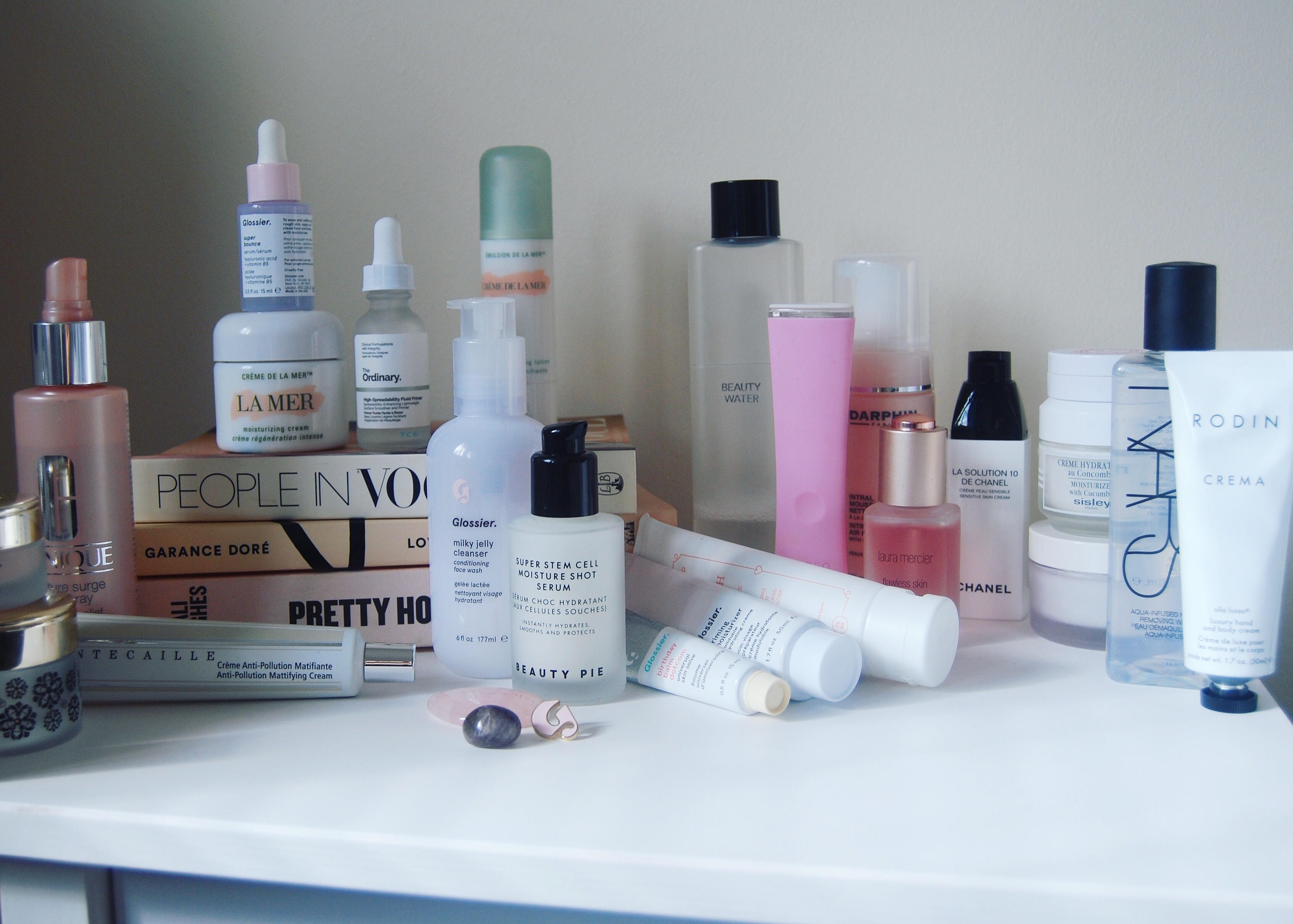 The big skincare overload